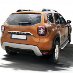 Ornament crom inox maner portbagaj dedicat Dacia Duster 2 2018-2021