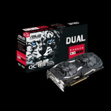 Placa video ASUS DUAL OC Radeon RX 580 GAMING, 8GB, DDR5, 2x HDMI, 2x Display Port, DVI-D, 256-bit, Gigabyte