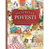 Carte pentru copii Tezaurul cu povesti, 352 pagini