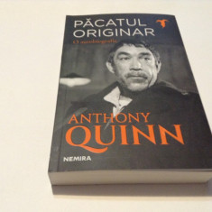 PACATUL ORIGINAR  ANTHONY QUINN--RF17/3
