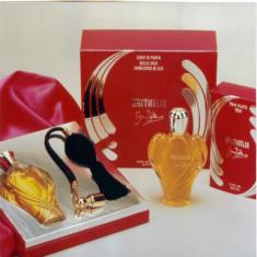 Parfum Spectacular Joan Collins vintage-EDT dama 100 ml- sticla POMPITA +CADOU, Apa de toaleta