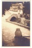 5189 - BALCIC, Palatul Regal al Reginei Maria - old postcard real PHOTO - unused