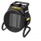 Termosuflanta electrica cu ventilator si termostat, 2000 W, Hecht