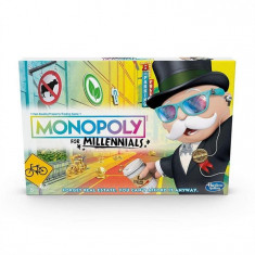 Joc Monopoly For Millennials Board Game