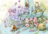 Puzzle Schmidt - Marjolein Bastin: Flower Basket 1.000 piese (59572)
