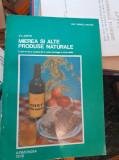 Mierea si alte produse naturale – Jarvis