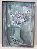 Silvia Velea, Vaza cu flori