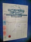 1618-I-Fabrica de Palarii- R.Decker& Co. SA Jimbolia 1939 factura-act vechi.