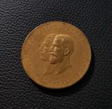 Medalie Carol I Domn si Rege _1906 _ Expozitia generala din Bucuresti