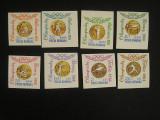 RTRNS - MEDALII OLIMPICE - NEDANTELATE - AN 1964, Nestampilat