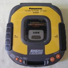 Cd player PANASONIC SL-SW404