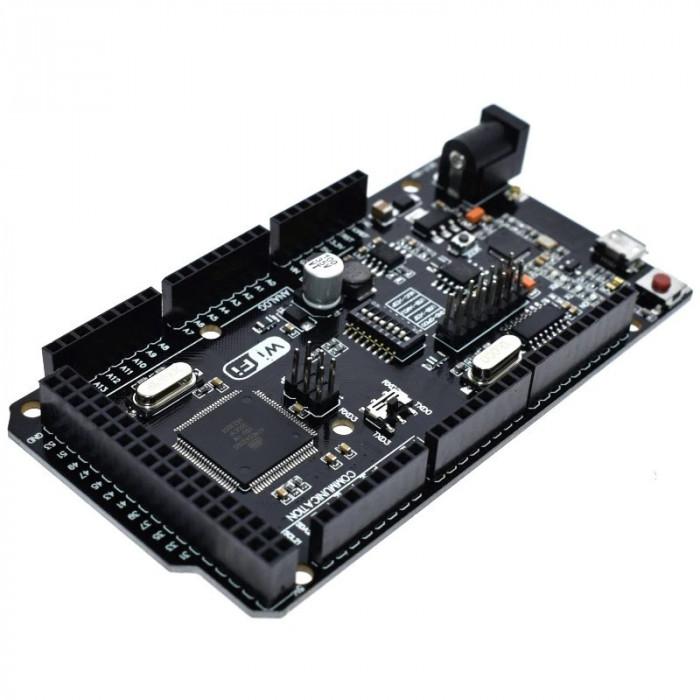Arduino Mega 2560 R3 MEGA2560 cu Wi-fi (ATmega2560 + CH340) (a.505)