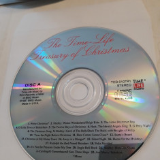 THE TIME-LIFE TREASURY OF CHRISTMAS -  CD