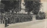Fotografie militari romani parada anii 1930