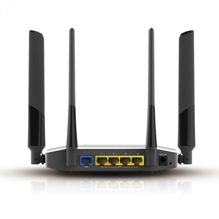 Router Wireless ZyXEL NBG6604, 4 x LAN, AC1200