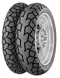 Motorcycle Tyres Continental TKC 70 ( 140/80 R17 TL 69H Roata spate, Marcaj M+S, M/C ) foto