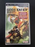 Joc PSP Gods Eater Burst - PlayStation Portable, 12+, Multiplayer, Namco Bandai Games