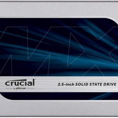 Cumpara ieftin SSD Crucial MX500 500GB SATA3 2.5 inch 7mm + Adaptor 9.5mm
