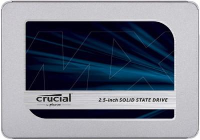 SSD Crucial MX500 500GB SATA3 2.5 inch 7mm + Adaptor 9.5mm foto