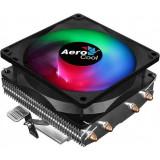 Cooler procesor Aerocool Air Frost 4 FRGB Black