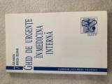 Ghid de urgente in medicina interna, Ed. Scripta 1999, noua