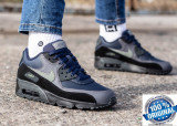 ADIDASI NIKE AIR MAX  90 Leather  ORIGINALI 100%  unisex din GERMANIA  nr  38