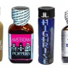 MEGA POPPERS, 5 sticle, AROMA CAMERA, ORIGINAL, SIGILAT, popers, LIVRARE GRATUITA !!!