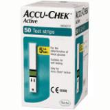 Teste Glicemie Accu Chek Active