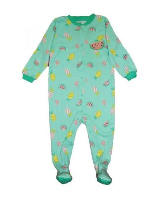 Salopeta / Pijama bebe cu pepene Z29 foto
