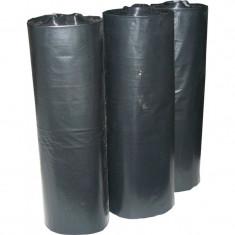 Saci menajeri negri HPDE 60 litri 50buc/rola