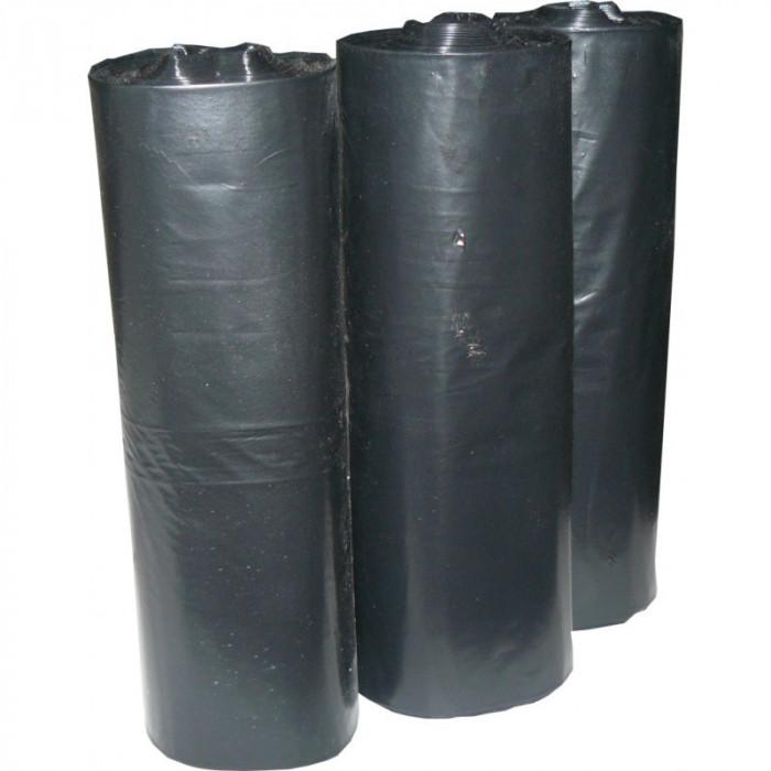 Saci menajeri negri HPDE 35 litri 50buc/rola