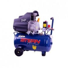 STERN CO2550A Compresor de aer 2.5 cp 50L