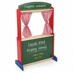 Primul meu teatru de papusi PlayLearn Toys