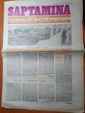 Saptamana 21 aprilie 1989-marea adunare populara,platirea datoriei externe