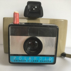 Aparat foto Polaroid Swinger II Land Camera, vintage, colectie