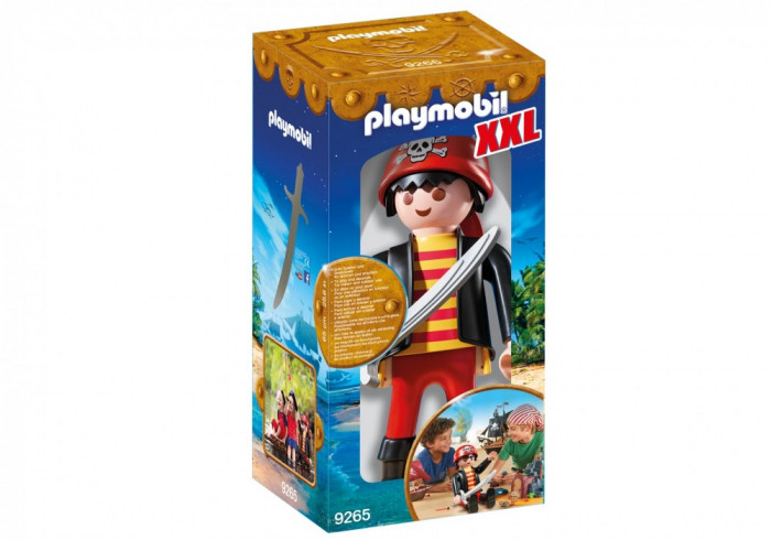 Figurina Xxl Pirat