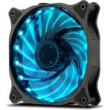 Ventilator Segotep RGB Fan, 120mm, Iluminare LED RGB