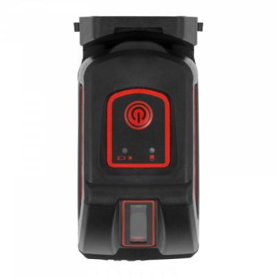 Nivel laser rotativ cu suport magnetic și geantă - 40 m SBS-LL-25 STEINBERG 10030435 foto