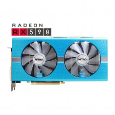 Placa video Sapphire AMD Radeon RX 590 Nitro+ Special Edition 8GB GDDR5 256bit