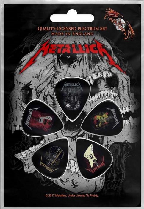Pene Chitara Metallica: Guitars