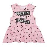 Rochita roz - Pretty and perfect (Marime Disponibila: Nou nascuti)