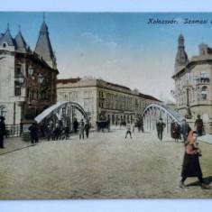 Cluj-Napoca - Kolozsvar - Szamosi Vashid - Podul fier