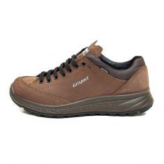 Pantofi Bărbați casual Piele impermeabili Grisport Abuite Gritex Vibram