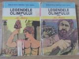 LEGENDELE OLIMPULUI VOL.1-2 ZEII. EROII-AL. MITRU