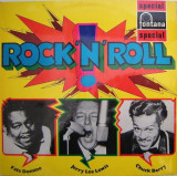 Disc Vinil Fats Domino, Jerry Lee Lewis, Chuck Berry - Rock 'N' Roll