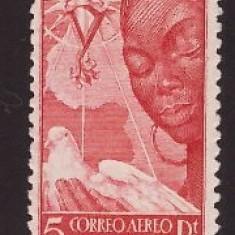 IFNI 1951 - Posta Aeriana, neuzata