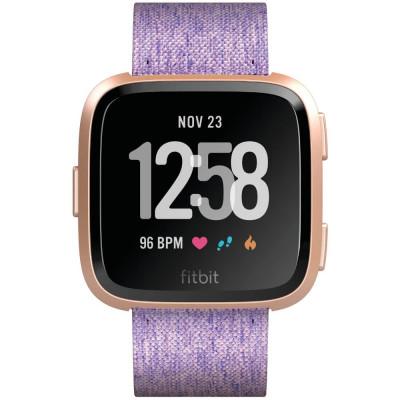 Smartwatch Fitbit Versa Lavander impecabil foto