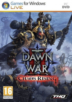 Joc PC Warhammer 40.000 Dawn of war II - Chaos rising foto