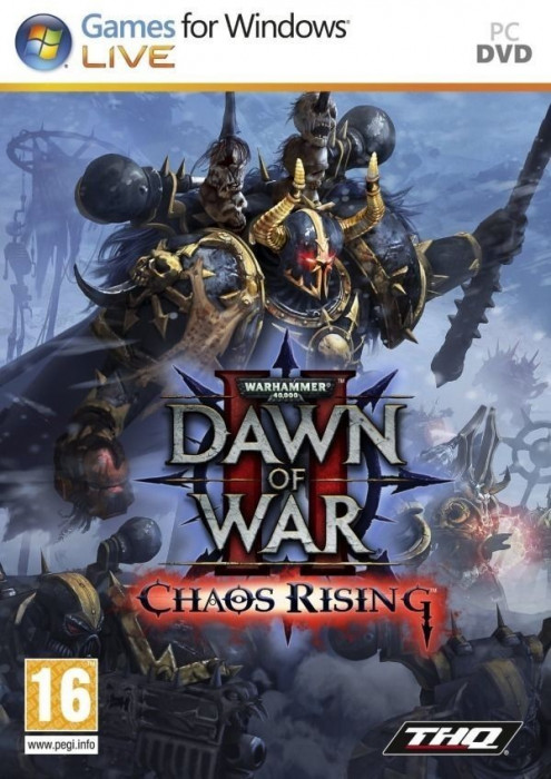 Joc PC Warhammer 40.000 Dawn of war II - Chaos rising