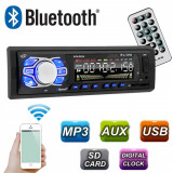 Radio MP3 Player Auto 1DIN cu Bluetooth / Display LCD / USB / SD / MMC / AUX, Blow